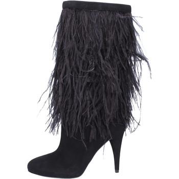 Pantofi Femei Cizme casual MICHAEL Michael Kors Cizme BJ760 Negru