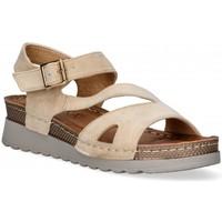 Pantofi Femei Sandale  Etika 52655 Maro