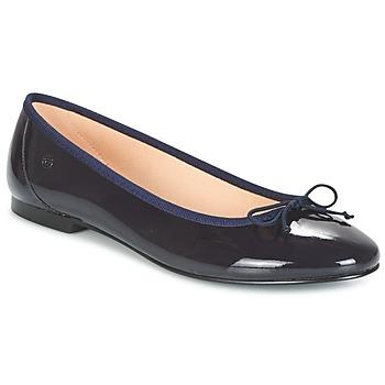 Pantofi Femei Balerin și Balerini cu curea Betty London VROLA Bleumarin