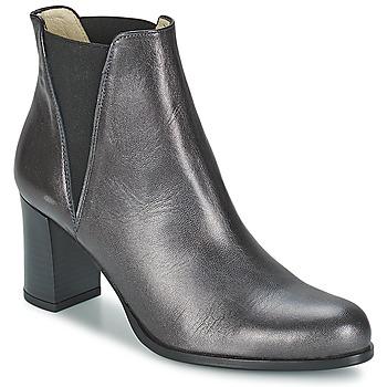 Pantofi Femei Botine Betty London GALAXA Gri