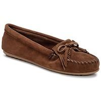 Pantofi Femei Mocasini Minnetonka KILTY Maro / Culoare închisă