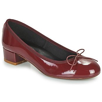 Pantofi Femei Pantofi cu toc JB Martin REVE Bordo