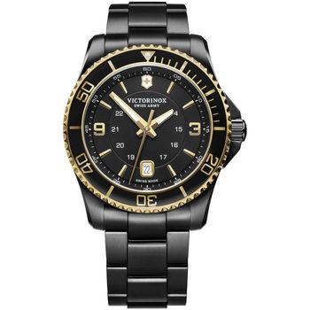 Ceasuri & Bijuterii Bărbați Ceasuri Analogice Victorinox 241884, Quartz, 43mm, 10ATM Negru