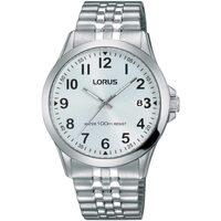 Ceasuri & Bijuterii Bărbați Ceasuri Analogice Lorus RS975CX9, Quartz, 38mm, 10ATM Argintiu