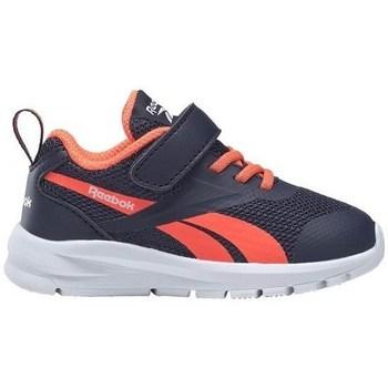 Pantofi Copii Trail și running Reebok Sport Rush Runner Negre, Portocalie