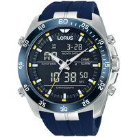 Ceasuri & Bijuterii Bărbați Ceasuri Analogice Lorus RW617AX9, Quartz, 46mm, 10ATM Argintiu
