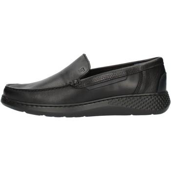 Pantofi Bărbați Mocasini Notton 148 Black