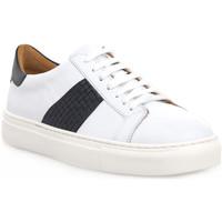 Pantofi Bărbați Pantofi sport Casual Soldini COLORADO BIANCO BLU Bianco