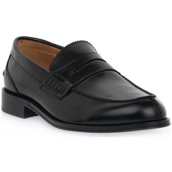 Pantofi Bărbați Mocasini Soldini MONACO NERO Nero