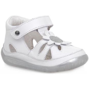 Pantofi Băieți Sandale  Naturino FALCOTTO 1N02 ORINDA WHITE Bianco