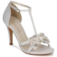 Pantofi Femei Sandale și Sandale cu talpă  joasă Fericelli SIDONA Bej