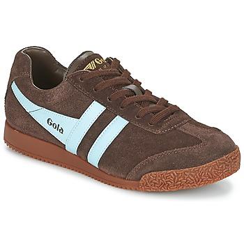 Încăltăminte Pantofi sport Casual Gola HARRIER Maro / Albastru