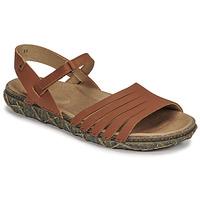 Pantofi Femei Sandale  El Naturalista SOFT Maro