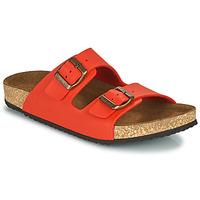 Pantofi Femei Sandale  El Naturalista VEGANO Roșu