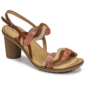 Pantofi Femei Pantofi cu toc El Naturalista FANTASY Maro
