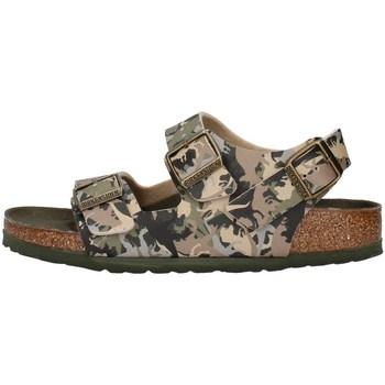 Pantofi Băieți Sandale  Birkenstock 1012706 BROWN