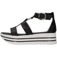 Pantofi Femei Sandale  NeroGiardini E115713D BLACK