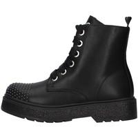 Pantofi Fete Ghete Café Noir C-800 BLACK