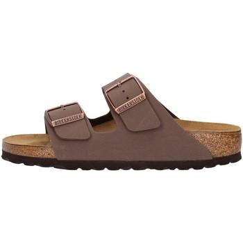 Pantofi Papuci de vară Birkenstock 151183 BROWN