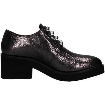 Pantofi Femei Pantofi Derby Apepazza STN01 BLACK