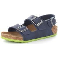 Pantofi Băieți Sandale  Birkenstock 035203 BLUE