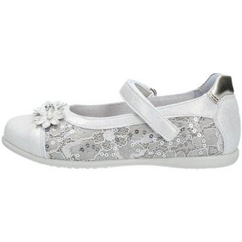 Pantofi Fete Balerin și Balerini cu curea NeroGiardini P830000F ARCTIC