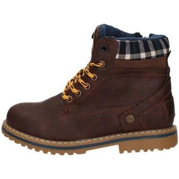 Pantofi Copii Ghete Wrangler WJ17213 BROWN