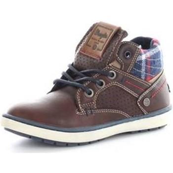 Pantofi Băieți Pantofi sport stil gheata Wrangler WJ16238 BROWN
