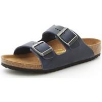 Pantofi Băieți Papuci de vară Birkenstock 553883 BLUE