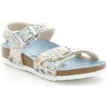 Pantofi Fete Sandale  Birkenstock 731893 BLUE