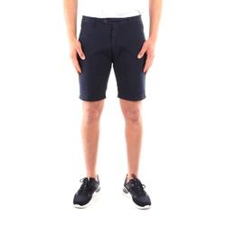 Îmbracaminte Bărbați Pantaloni scurti și Bermuda Roy Rogers P21RRU087C9250112 NAVY BLUE