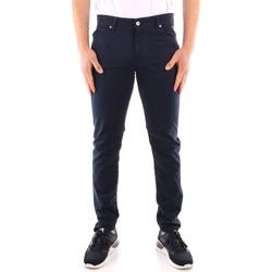Îmbracaminte Bărbați Pantaloni de costum Roy Rogers P21RRU089P3180112 NAVY BLUE