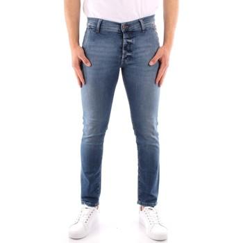 Îmbracaminte Bărbați Jeans slim Roy Rogers P21RRU006D3171194 BLUE