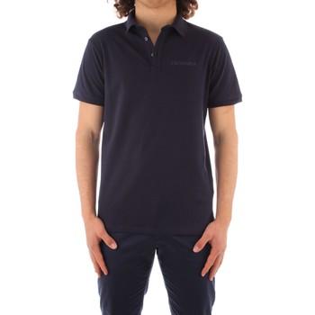Îmbracaminte Bărbați Tricou Polo mânecă scurtă Trussardi 52T00488 1T003603 NAVY BLUE