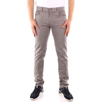 Îmbracaminte Bărbați Pantalon 5 buzunare Trussardi 52J00007 1Y000168 GREY