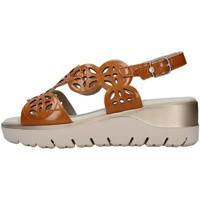 Pantofi Femei Sandale  CallagHan 26510 BROWN