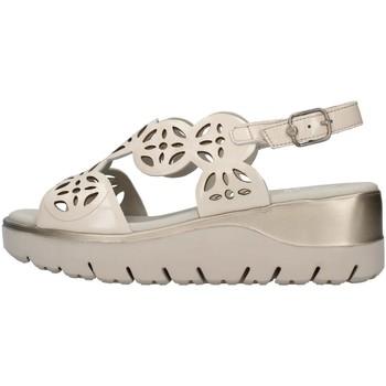 Pantofi Femei Sandale  CallagHan 26510 WHITE