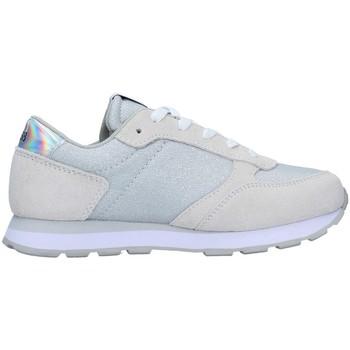 Pantofi Fete Pantofi sport Casual Sun68 Z31404 SILVER