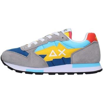 Pantofi Băieți Pantofi sport Casual Sun68 Z31319 LIGHT BLUE