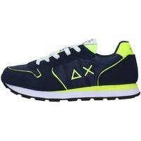 Pantofi Băieți Pantofi sport Casual Sun68 Z31302 NAVY BLUE