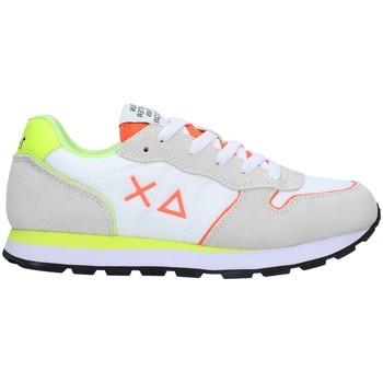 Pantofi Băieți Pantofi sport Casual Sun68 Z31302 WHITE