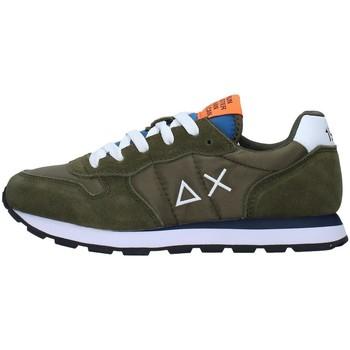 Pantofi Băieți Pantofi sport Casual Sun68 Z31301 GREEN