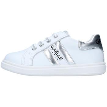 Pantofi Fete Pantofi sport Casual GaËlle Paris G-741 WHITE