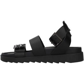 Pantofi Femei Sandale  Apepazza S1SOFTWLK05/LEA BLACK