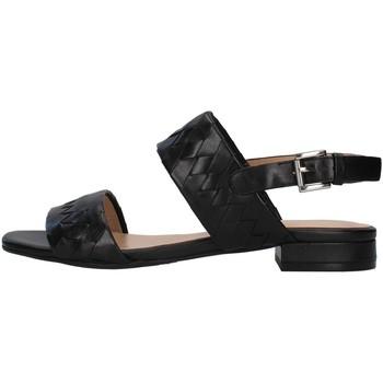 Pantofi Femei Sandale  Apepazza S1PETIT18/VEG BLACK