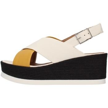 Pantofi Femei Sandale  Tres Jolie 2801/JIL/MS YELLOW