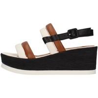 Pantofi Femei Sandale  Tres Jolie 2056/JIL/MS WHITE