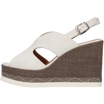 Pantofi Femei Sandale  Tres Jolie 1937/VALE/MSL WHITE