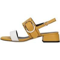 Pantofi Femei Sandale  Tres Jolie 2083/MUSA WHITE