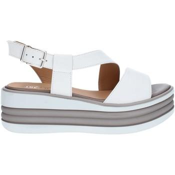 Pantofi Femei Sandale  Tres Jolie 1998/FOX WHITE